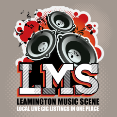 Leamington Music Scene Poster