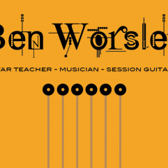 Ben Worsley - Orange Version Poster