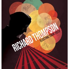 Richard Thompson Tour Poster